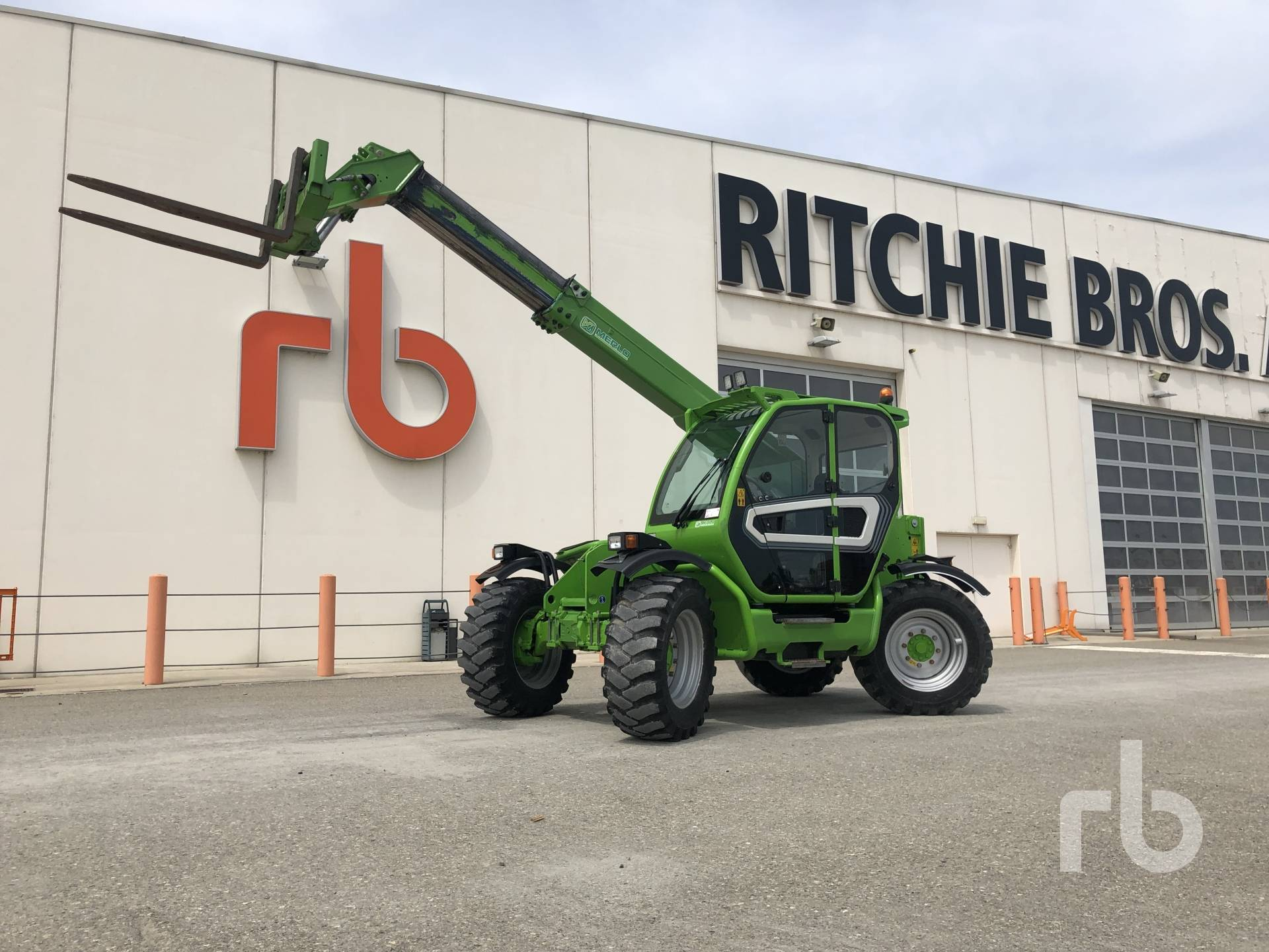 RITCHIE BROS ITALIA